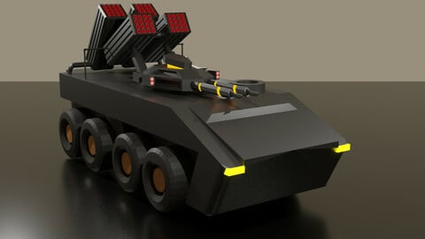 Armour Vehicle