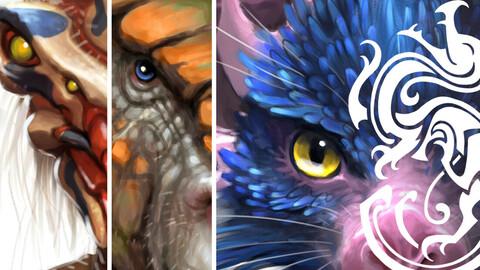 Chimaera: A Creature Design Masterclass