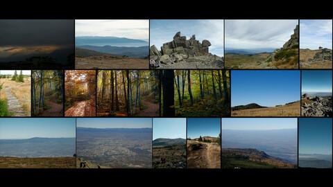 Autumn Nature Mountain  References