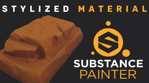 STYLIZED MATERIAL CREATION WITH SUBSTANCE PAINTER