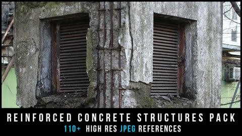 Reinforced Concrete Structures Pack