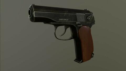 PM (Пистолет Макарова)