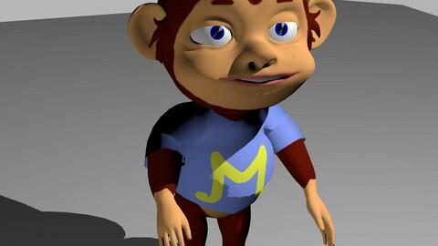monkey render