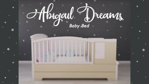 Abigail Baby Bed