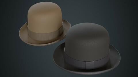 Bowler Hat 1A
