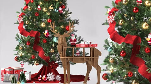 Christmas Decorative set01