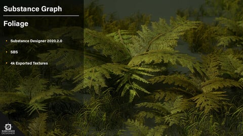 Foliage | Substance Graph