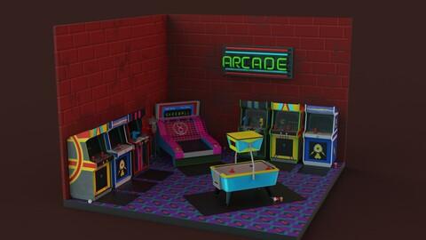 Arcade Machines