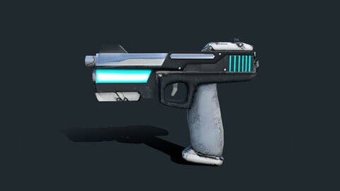 Plasma Gun (Pistol)