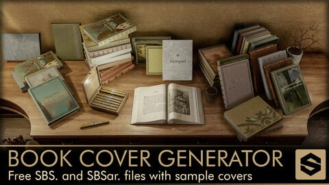 GENERATOR - Classic Book Cover
