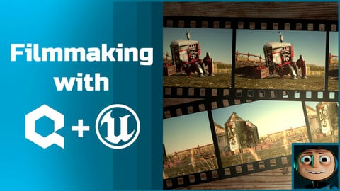 Filmmaking with Unreal and Quixel