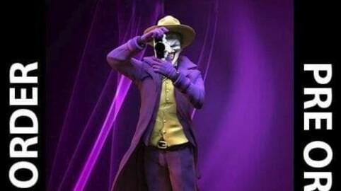 The Killing Joke 3D printing STL Digital Files