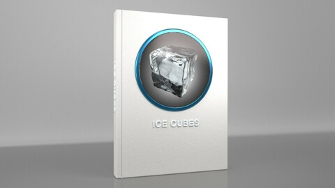 Ice Cubes for Cinema 4D R20 to R22