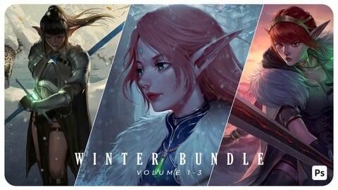 Tutorial & Walkthrough / Winter Bundle . Volume 1-3