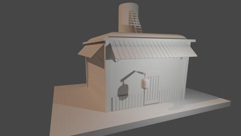 Konohakagure_building