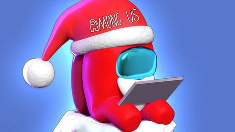 Santa Among Us