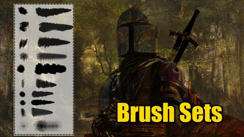 Brush Sets 2021