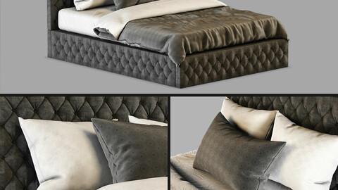 Soverom inspirasjon wing back double bed