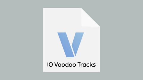 Import Voodoo Camera Tracks - Blender Addon
