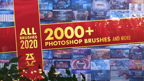 All Brushes 2020 Bundle
