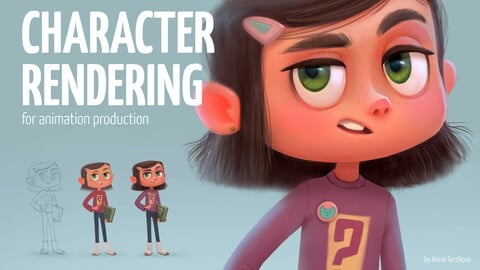 Character Rendering for Animation
