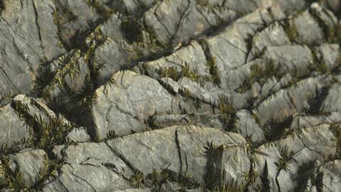Free - Slate Rock Material