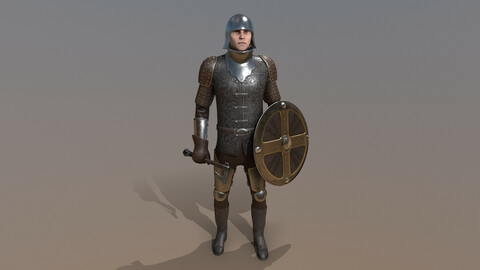TAB Medieval Knight - 7A - Skin2