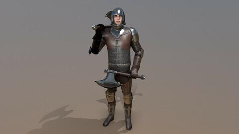 TAB Medieval Knight - 7B - Skin2