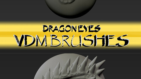 Dragon Eye VDM Brushes