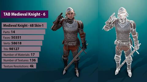 TAB Medieval Knight - 6B - Skin1