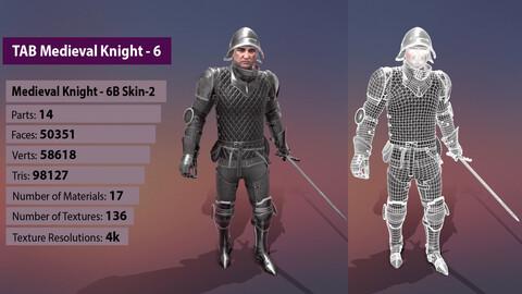 TAB Medieval Knight - 6B - Skin2