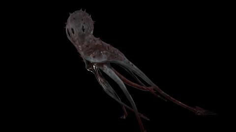 Star Vampire - Lovecraft Monster