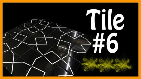 Tile ceramic #6 / .sbsar