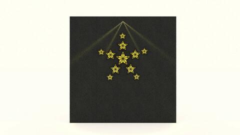 Star shape tool object