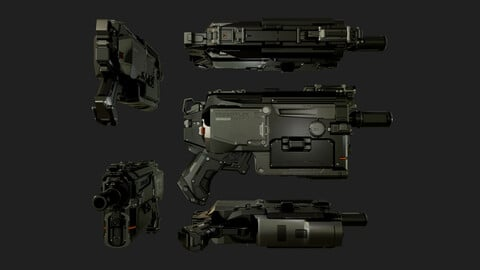 Gun Sci-Fi
