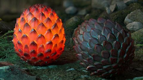 Dragon Egg - 01