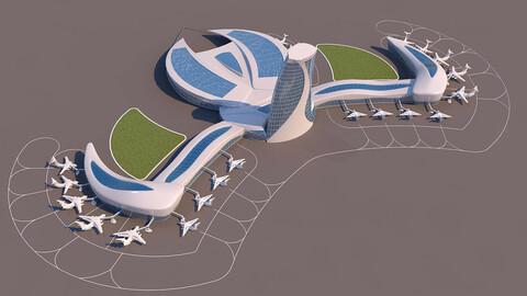 Air Port Organic Form-02