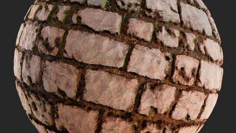 PBR Rock Wall floor 4k material