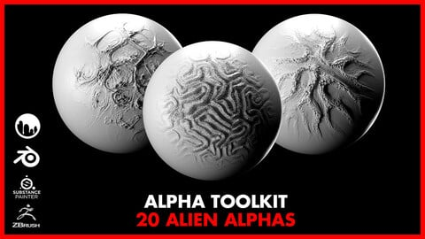 Alien Alpha Toolkit Vol.2