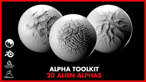 Alien Alpha Toolkit Vol.2
