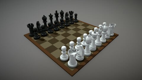 Chess Pack - Board Game