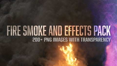 Fire Smoke and Effects Pack
