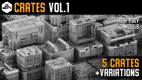 Crates Vol.1