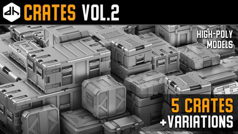 Crates Vol.2