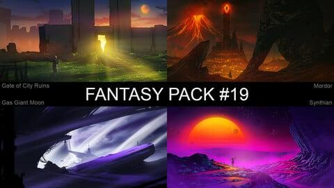 Fantasy Pack #19