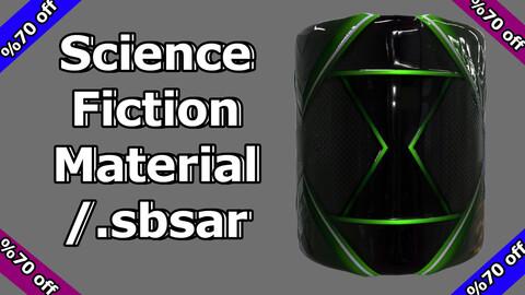Science Fiction Material / v4 /.sbsar