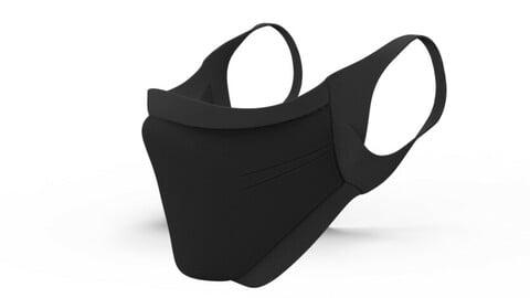 3d sportswear mask