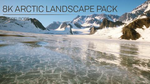 8K Arctic Landscape Pack
