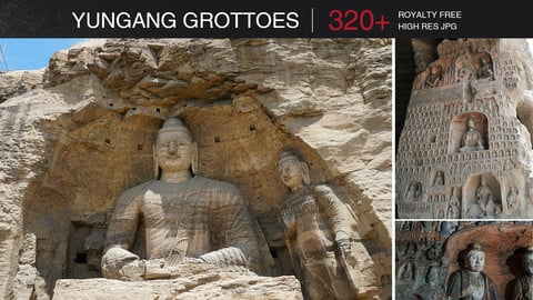 Yungang Grottoes/云冈石窟