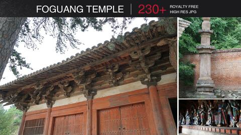 Foguang Temple/佛光寺